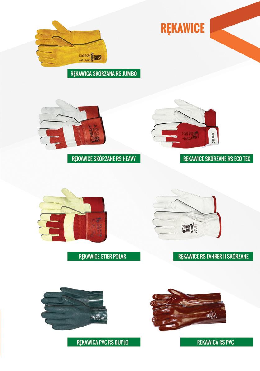 Rękawice robocze BUKO